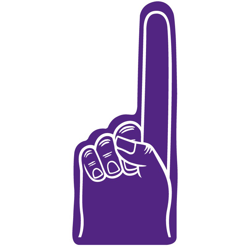 "Foam Finger Hand (22"")"