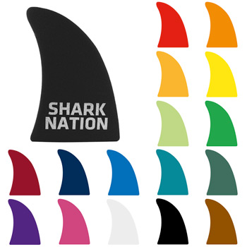 Foam Waver - Shark Fin