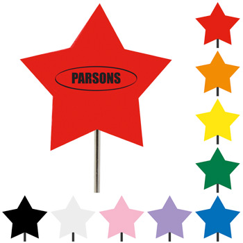 Foam Pen/ Antenna Topper - Star