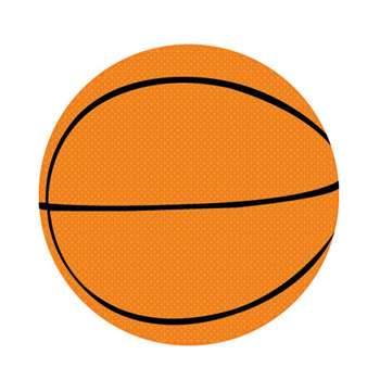 "Foam Basketball (4"")"