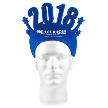 New Year's Eve Pop Up Visor